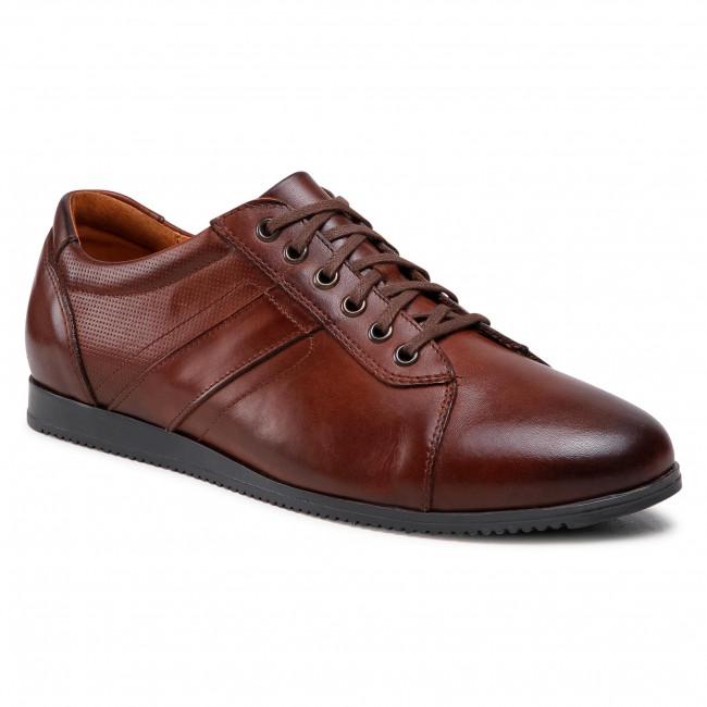 Shoes NIK - 03-0919-01-5-02-03 Brąz