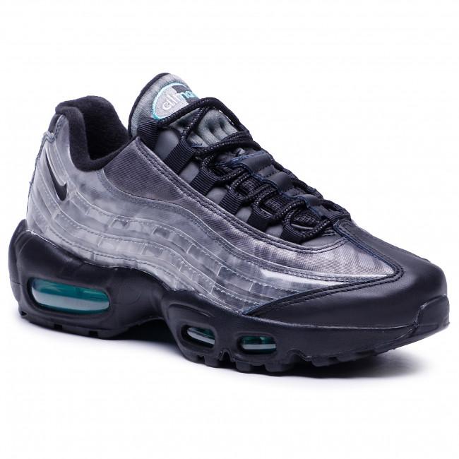 Footwear NIKE - Air Max 95 DA7735 001 Black/Black/Aurora Green