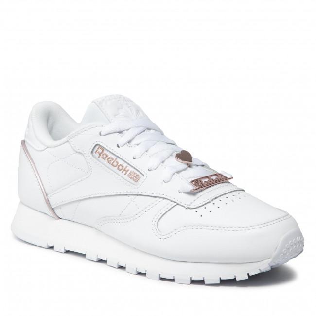 Footwear Reebok - Cl Lthr G55153 Ftwwht/Ftwwht/Ftwwht