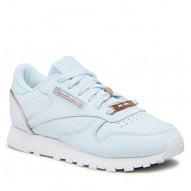 Footwear Reebok - Cl Lthr GY0175  Glablu/Golbro/Ftwwht