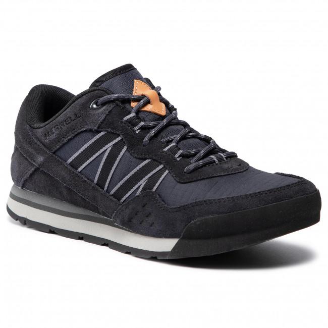 Shoes MERRELL - Burnt Rock Mills J002801 Black