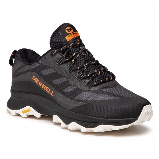 Footwear MERRELL - Moab Speed J135399 Black