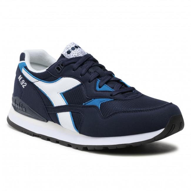 Trainers DIADORA - N.92 101.173169-C9247 Black Iris/Mykonos Blue