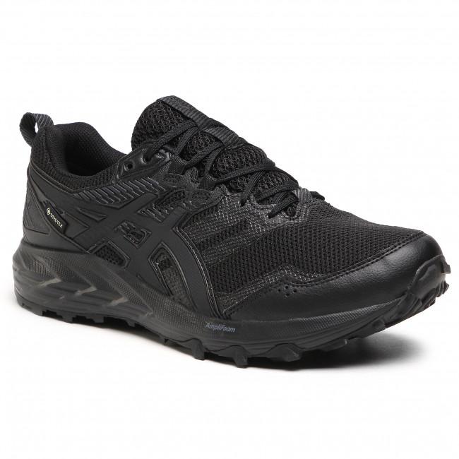 Footwear ASICS - Gel-Sonoma 6 G-Tx GORE-TEX 1011B048 Black/Black ...