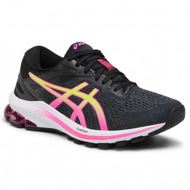 Footwear ASICS - GT-1000 10 1012A878 Black/Hot Pink 005