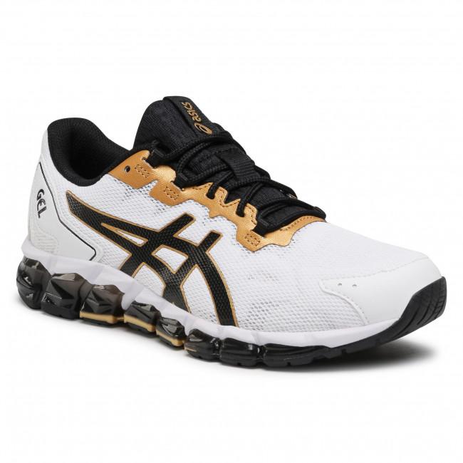 Trainers ASICS - Gel-Quantum 360 6 1201A062 White/Black 101