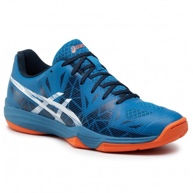 Footwear ASICS - Gel-Fastball 3 E712N Reborn Blue/White 403
