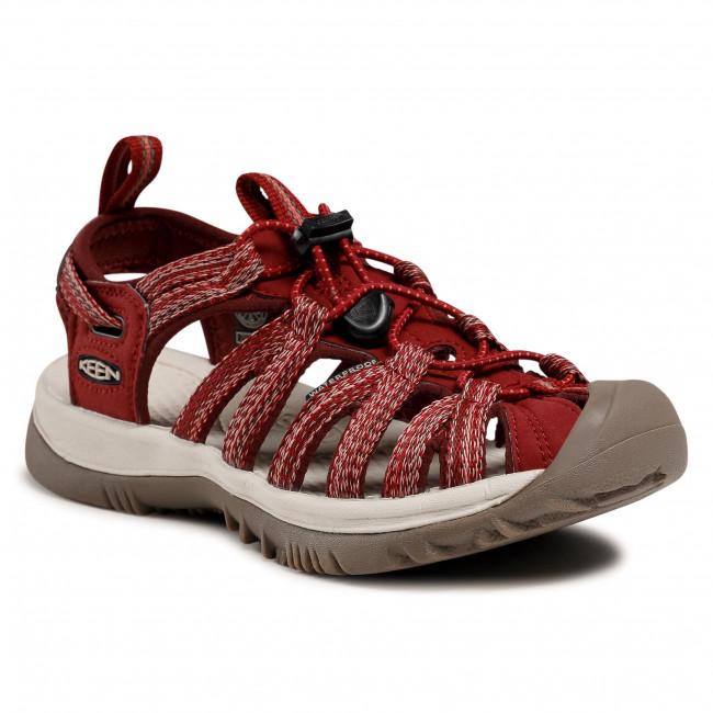 Sandals KEEN - Whisper 1025041  Red Dahlia