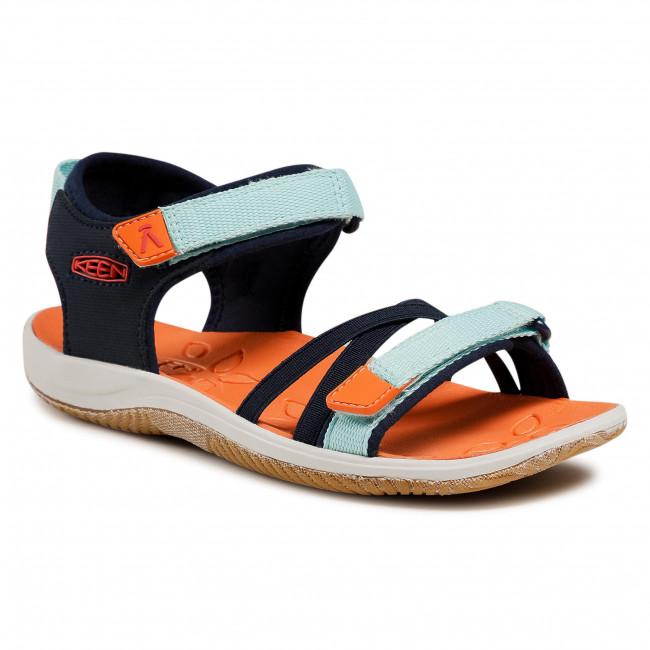 Sandals KEEN - Verano 1024830 Black Iris/Blue Tint