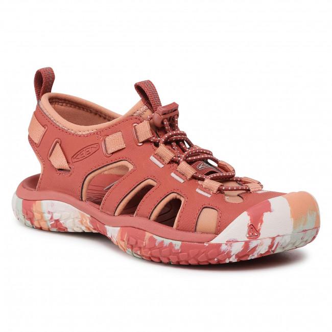 Sandals KEEN - Solr Sandal 1024699 Redwood/Pheasant