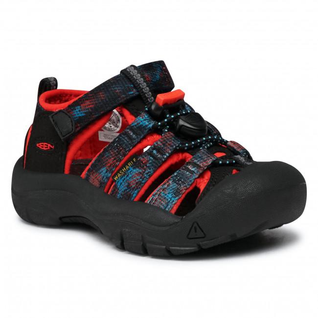 Sandals KEEN - Newport H2 1025061 Black/Orange
