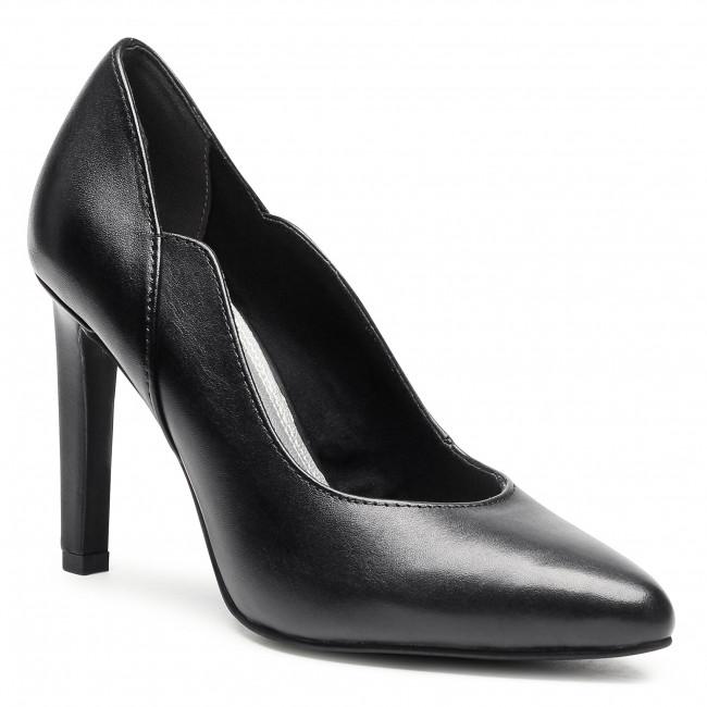 Stilettos MARCO TOZZI - 2-22406-26 Black Nappa 022