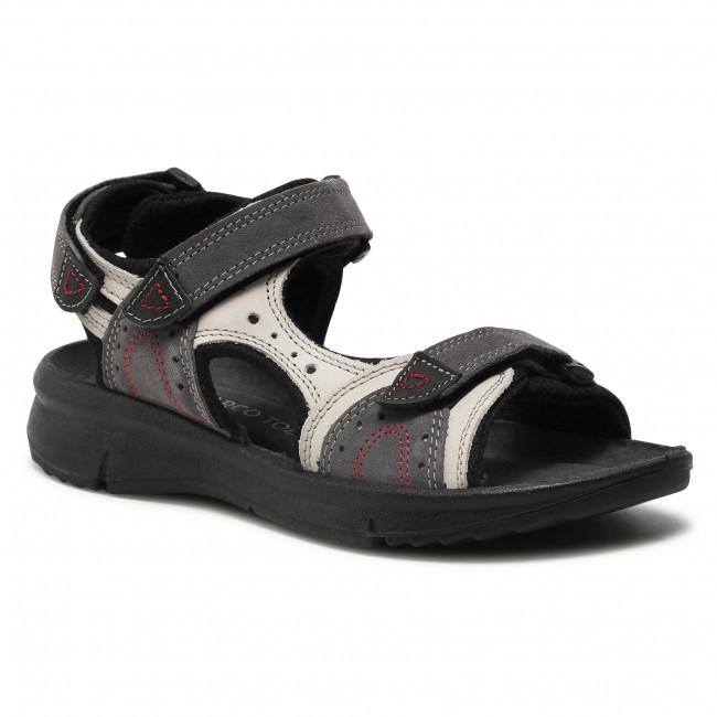 Sandals MARCO TOZZI - 2-28530-26 Black Comb 098
