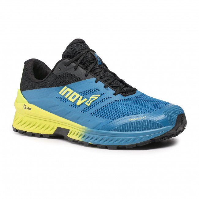 Footwear INOV-8 - Trailroc 280 000859-BLBK-M-01 Blue/Black