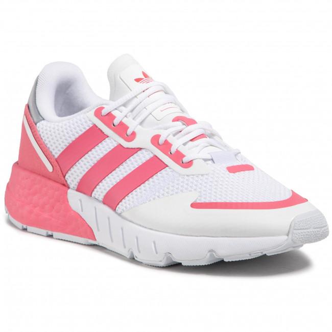 Footwear adidas - Zx 1K Boost G58924 Ftwwht/Hazros/Halsil