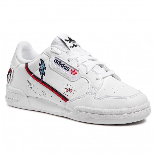 Footwear adidas - Continental 80 J FX6067  Ftwwht/Conavy/Scarle