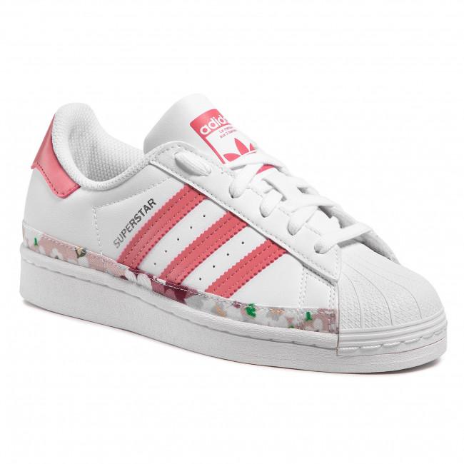 Footwear adidas - Superstar J FY5373 Ftwwht/Hazros/Hazros