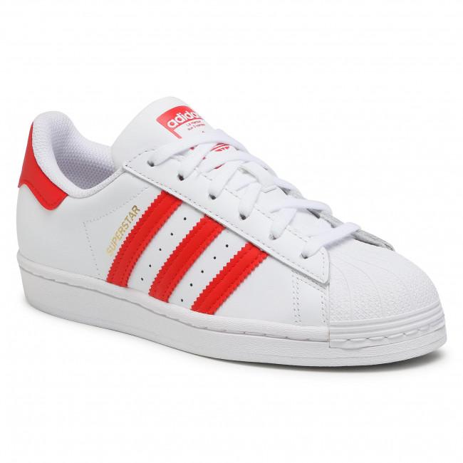 Footwear adidas - Superstar H68094  Ftwwht/Vivred/Goldmt