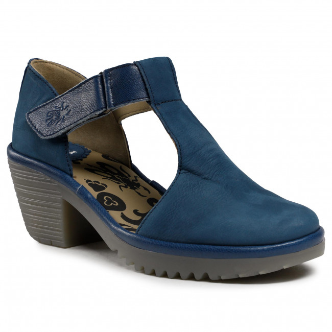Shoes FLY LONDON - Whizfly P501299001 Blue