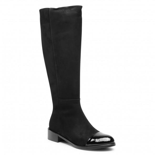 Knee High Boots BADURA - 9437-69-113 Black