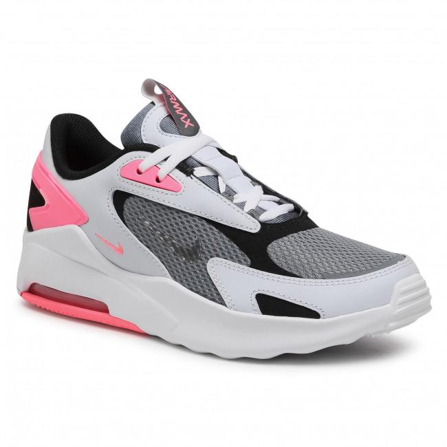 Footwear NIKE - Air Max Bolt 9 (Gs) CW1626 003 Smoke Grey/Metallic Silver