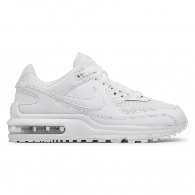 Footwear NIKE - Air Max Wright Gs CW1755 100 White/White/White