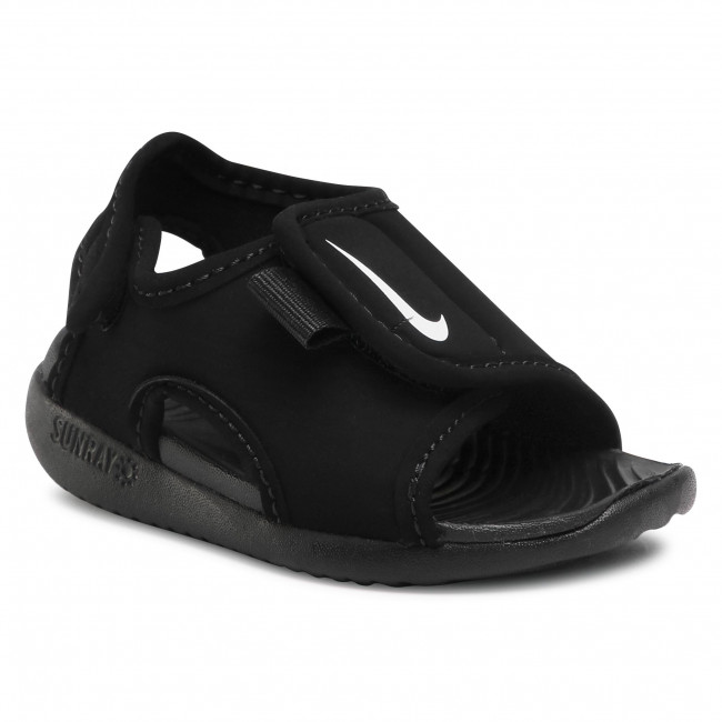 Sandals NIKE - Sunray Adjust 5 V2 (TD) DB9566 001 Black/White