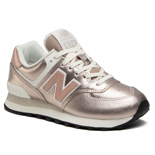 Trainers NEW BALANCE - WL574PM2 Gold