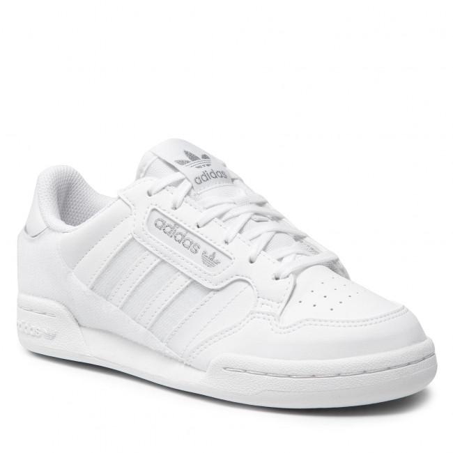 Footwear adidas - Continental 80 Stripes J Q47341 Ftwwht/Silvmt/Cblack