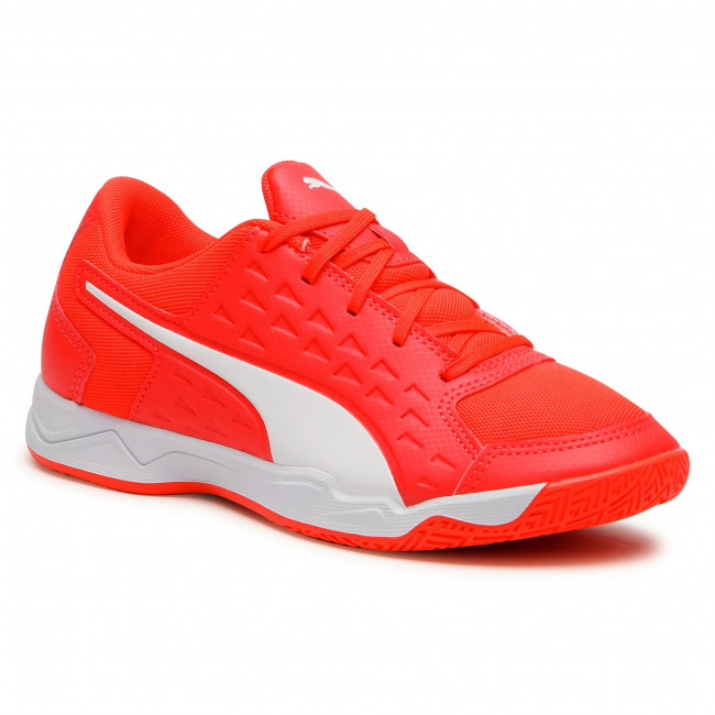 Footwear PUMA - Auriz Jr 106149 06 Red Blast/White/Red Blast