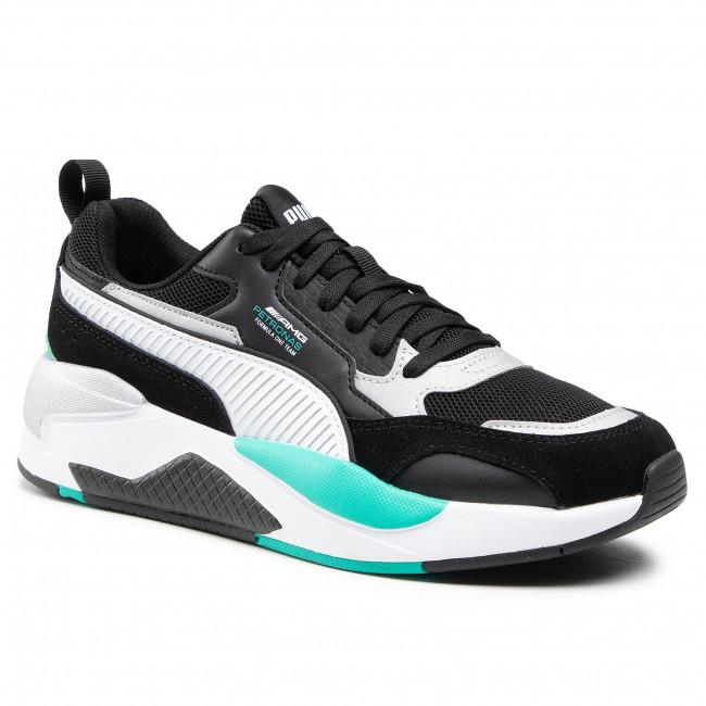 Footwear PUMA - MAPF1 X-Ray 2 306755 02 Puma Black/Puma Silver