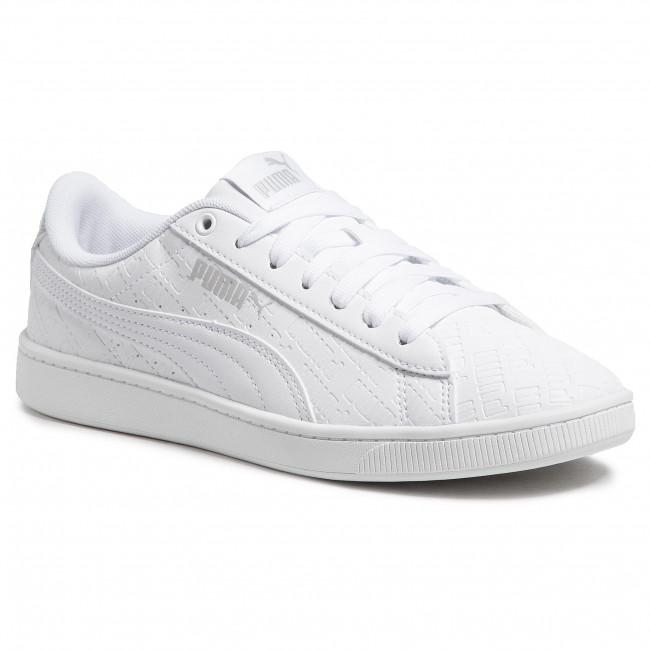 Trainers PUMA - Vikky V2 Sig-Iri 380668 01 White/Puma White/Gray