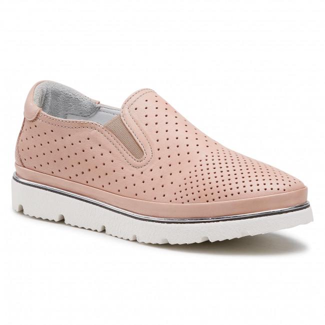 Shoes BADURA - 6573-69 Beż 1452