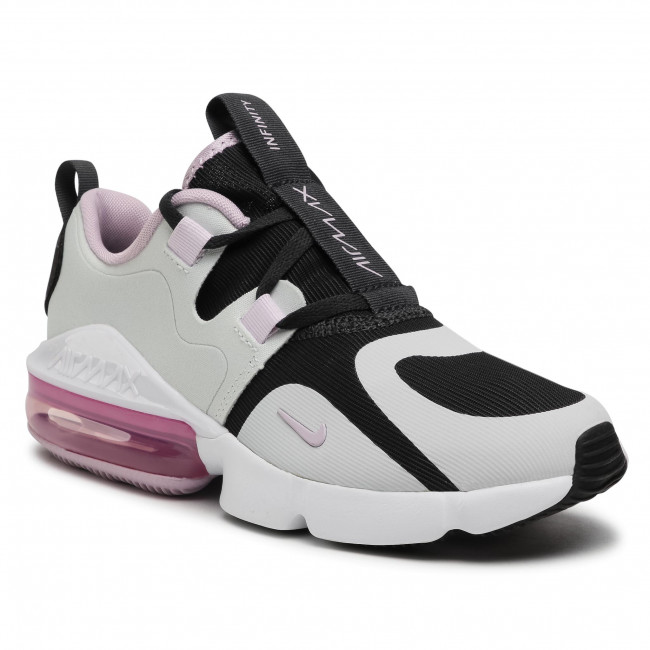 Footwear NIKE - Air Max Infinity (Gs) BQ5309 006 Off Noir/Iced Lilac