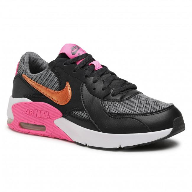 Footwear NIKE - Air Max Excee (GS) CD6894 007 Off Noir/Metallic Copper