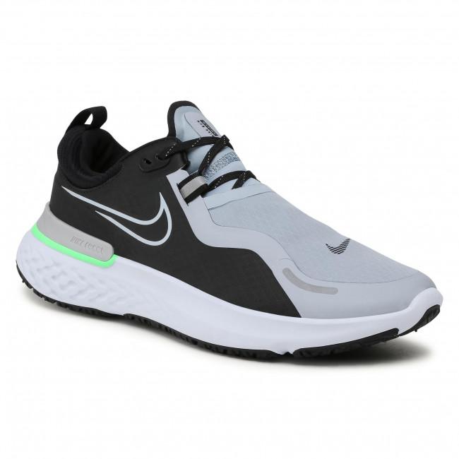 Footwear NIKE - React Miler Shield CQ7888 003 Black/Obsidian MIst/Pink Blast