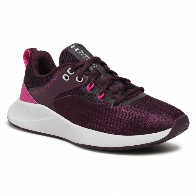 Footwear UNDER ARMOUR - Ua W Charged Breathe Tr 3 3023705-500 Violet