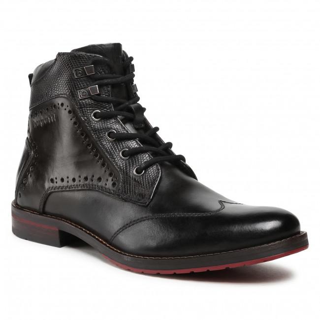 Knee High Boots BUGATTI - 311-81031-1000-1100 Dark Grey
