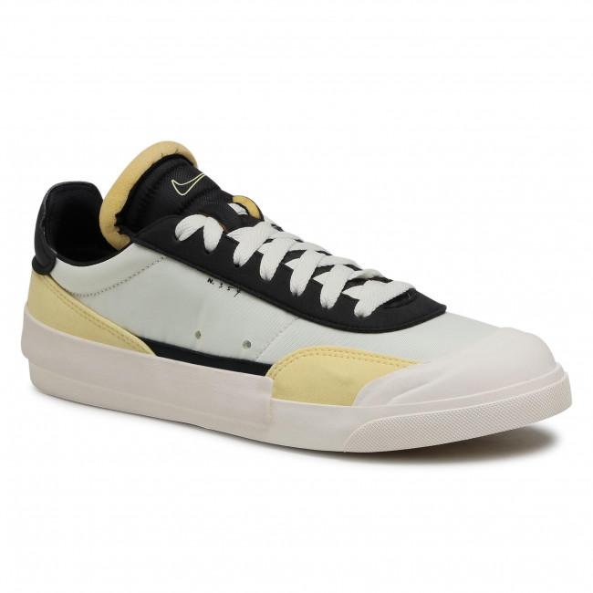 Footwear NIKE - Drop-Type AV6697 101 Sail/Black/Bicycle Yellow