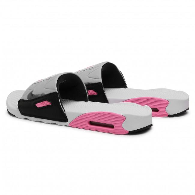 Slides NIKE - Air Max 90 Slide BQ4635 100 White/Smoke Grey/Rose