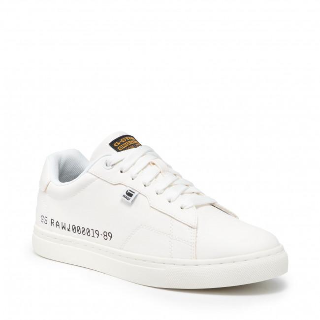 Trainers G-STAR RAW - Basic Q2 D20041-A940-110 White