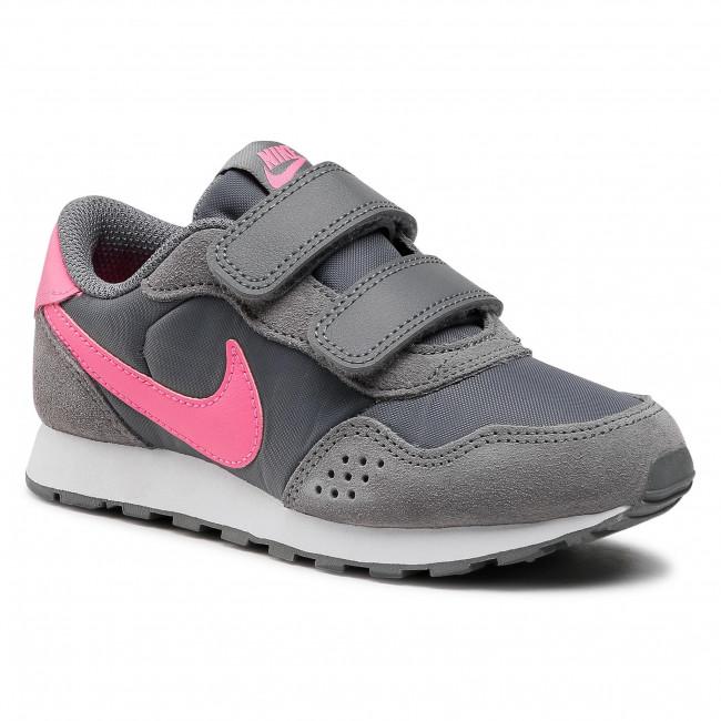 Footwear NIKE - Md Valiant (PSV) CN8559 Smoke Grey/Pink Glow/White