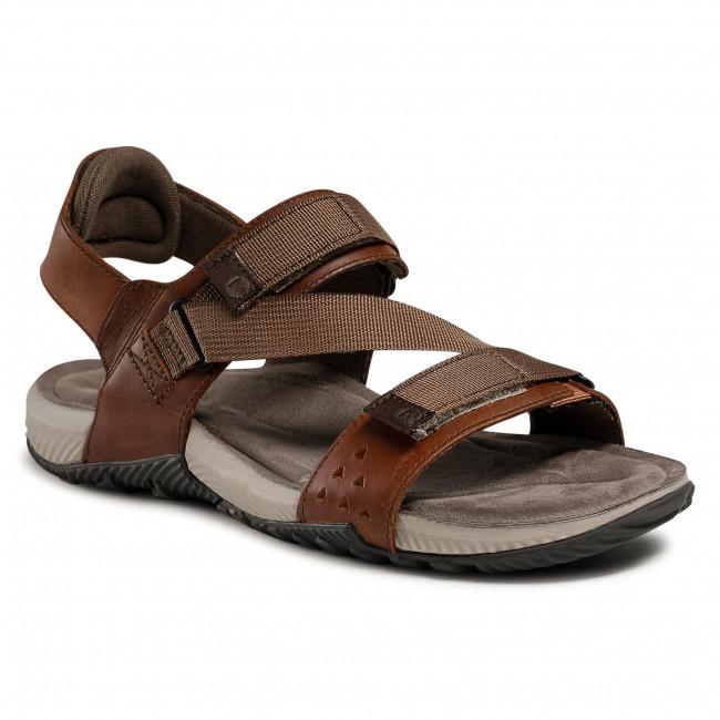 Sandals MERRELL - Terrant Strap J90499 Brown Sugar