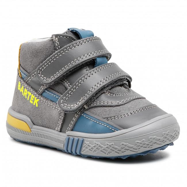 Boots BARTEK - 91756-001 Grey