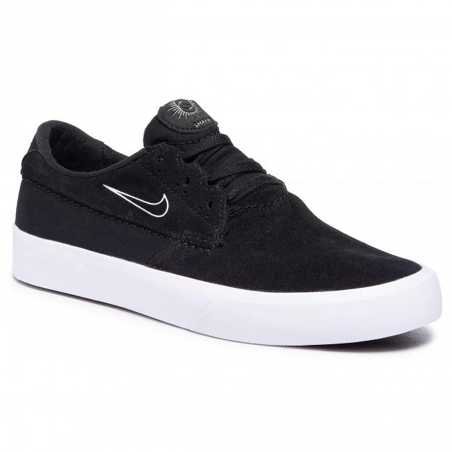 Footwear NIKE - Sb Shane BV0657 Black/White/Black