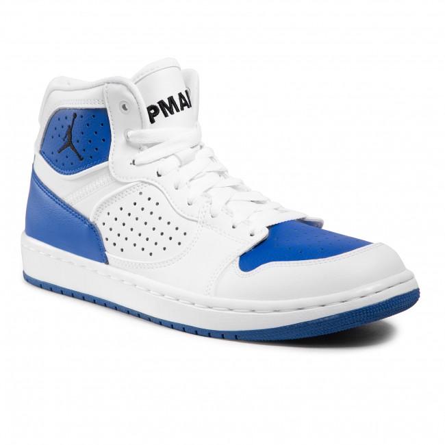 Footwear NIKE - Jordan Access AR3762 104 White/Black/Game Royal