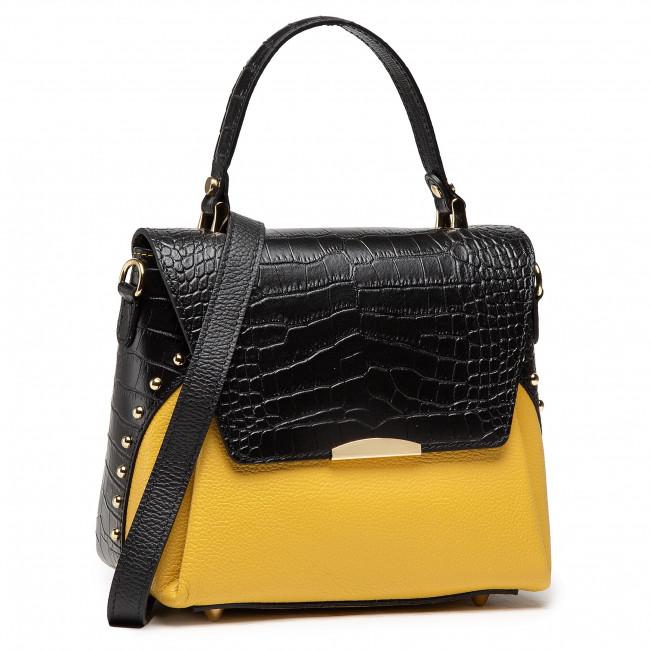 Handbag CREOLE - S10426 Żółty