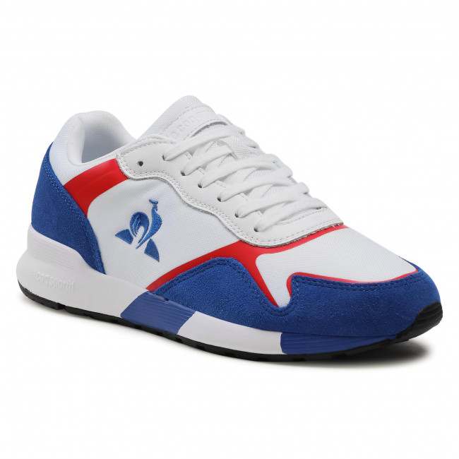 Trainers LE COQ SPORTIF - Omega Y Bbr 2110139  Optical White/Cobalt