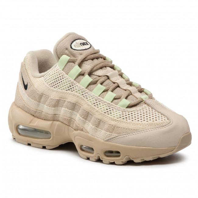 Footwear NIKE - Air Max 95 Prm DH4102 200 Grain/Black/Beach/Coconut Milk