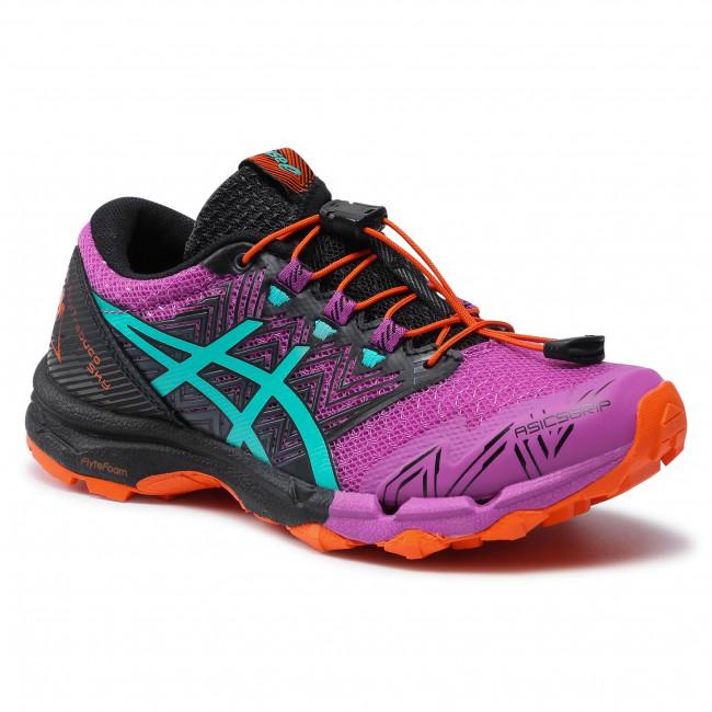 Footwear ASICS - Gel-FujiTrabuco Sky 1012A770 Digital Grape/Baltic Jewel 500